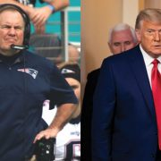 Patriots Coach Bill Belichick Applauded By Fans After Dissing Trump & Rejecting His Medal Of Freedom