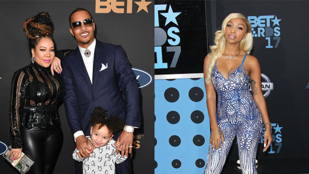 Tiny & T.I.'s Daughter, 4, Has The Most Hilarious Reaction To Zonnique Pullins' New Baby