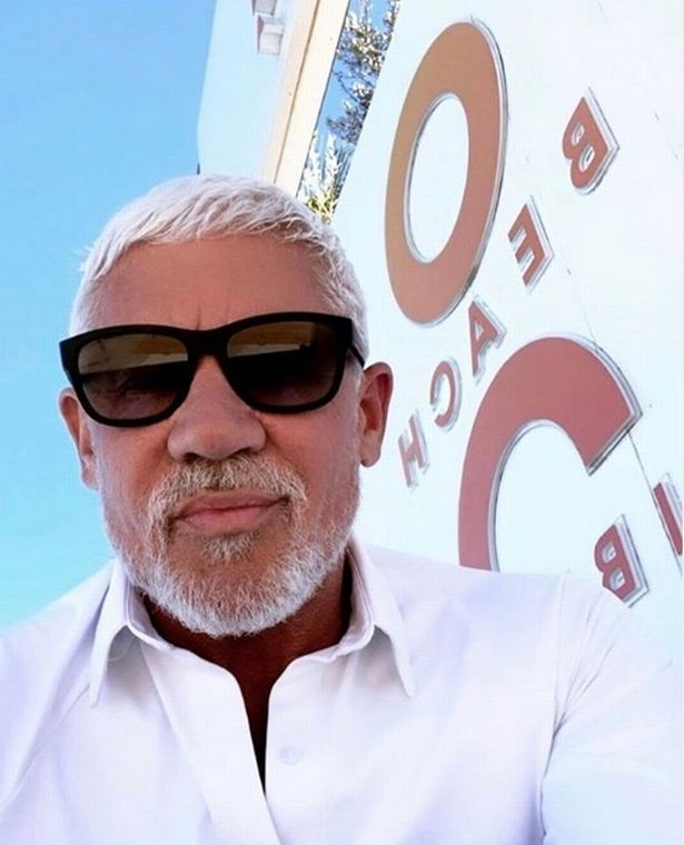 Wayne Lineker runs a nightclub empire in Europe and spends his summers in Ibiza