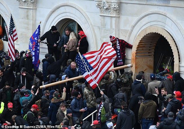 Day of infamy:Last week's chaos resulted in the deaths of four rioters and one Capitol Police officer from his wounds and the suicide of another; dozens of injuries; and extensive damage throughout the ransacked building