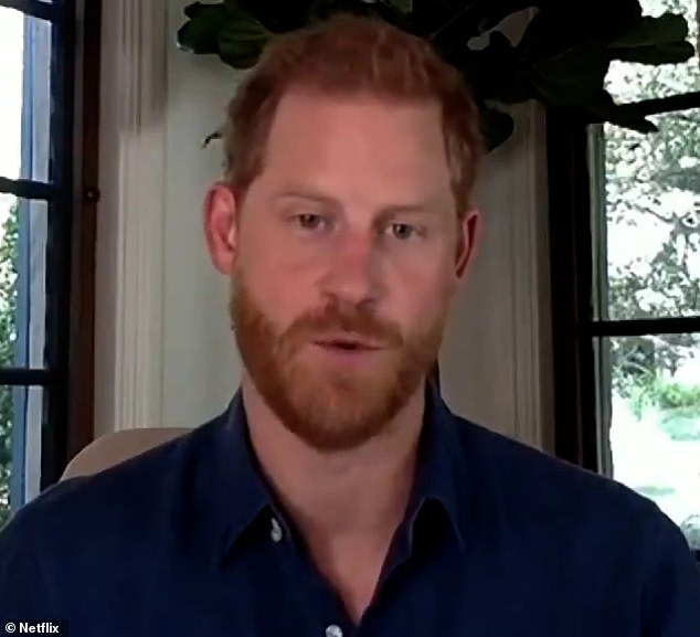Unlikely? The 36-year-old Duke of Sussex appeared in a promotional Netflix video released in the first week of December in which he was seen modeling his signature short hairstyle