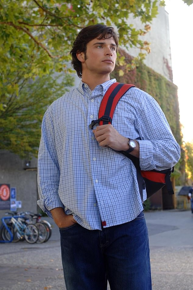 Superman: Welling is best known for his role as Clark Kent in The WB/The CW superhero drama Smallville