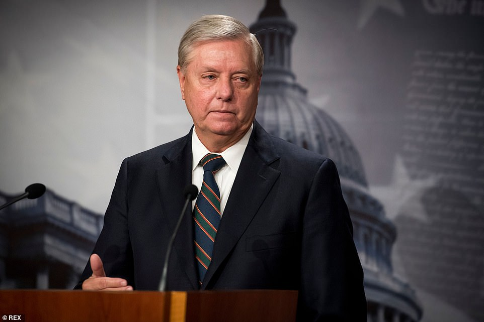 Senator Lindsey Graham reached out to Ivanka Trump during the chaos