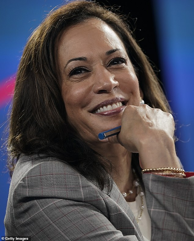 Veep:Joe Biden and Kamala Harris themselves, who are been sworn in as President and Vice President next Wednesday, will also appear