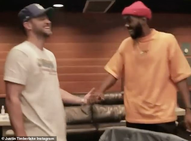 Incoming:Timberlake announced on Instagram this Wednesday that he and Ant Clemons have co-written a song called Better Days that will be featured on the special