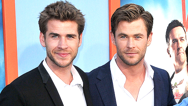 Chris Hemsworth Posts Adorable Throwback Pic Of Baby Bro Liam Hemsworth For His 30th Birthday