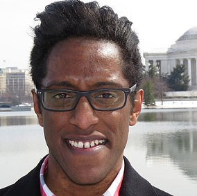 Ali Abdul-Razaq Ali, 35, who goes by Ali Alexander, is a far-right activist from Fort Worth, Texas