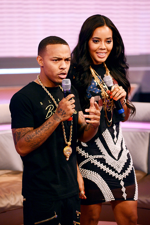 Angela Simmons Bow Wow