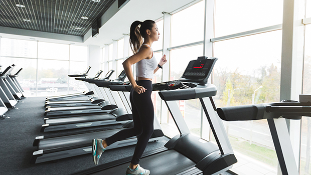 Workout From Home With This Treadmill That's On Sale For Less Than A Quarter Of The Price Of A NordicTrack
