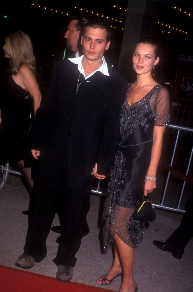 After first being linked to Johnny Depp in 1994, the couple dated for four years before splitting