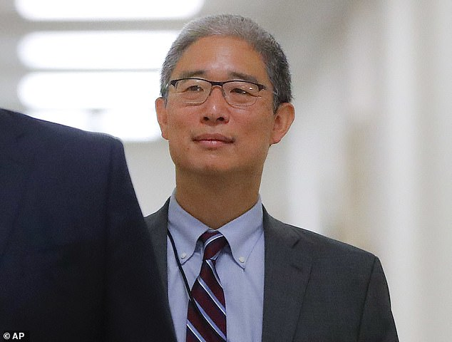 Former top DOJ official Bruce Ohr was among those interviewed by the Judiciary Committee