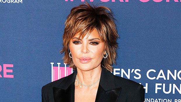 Lisa Rinna Fans Think She Looks Like A Kardashian With New Blonde Highlights Makeover