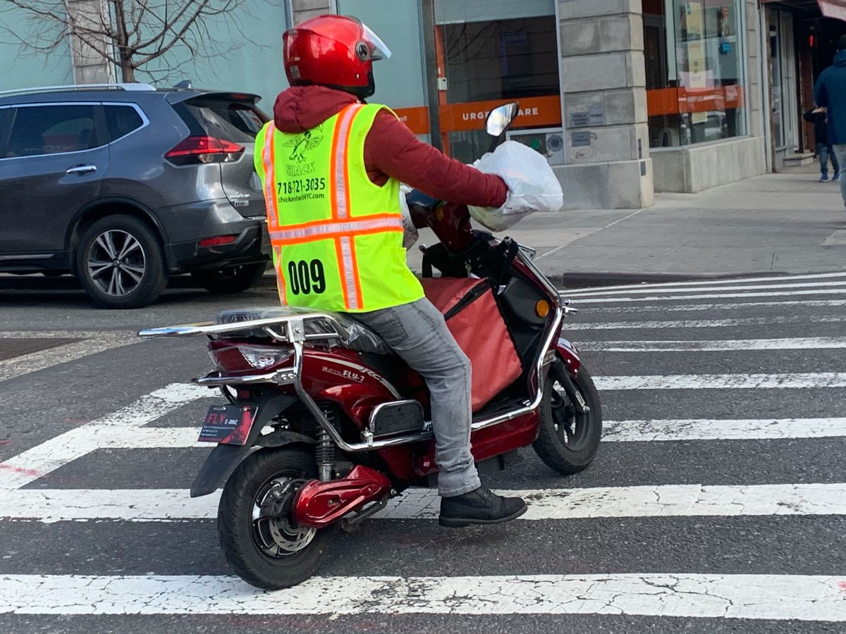 NYPD Launches Program to Help NYC Couriers Recover Stolen Electric Bicycles and Motorcycles | The State