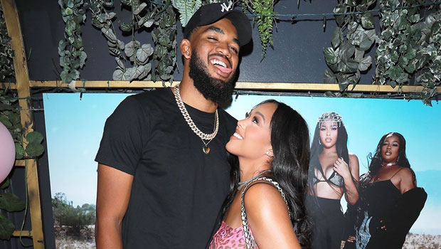 Jordyn Woods Begs For Prayers For Her BF Karl-Anthony Towns After He's Diagnosed With Covid