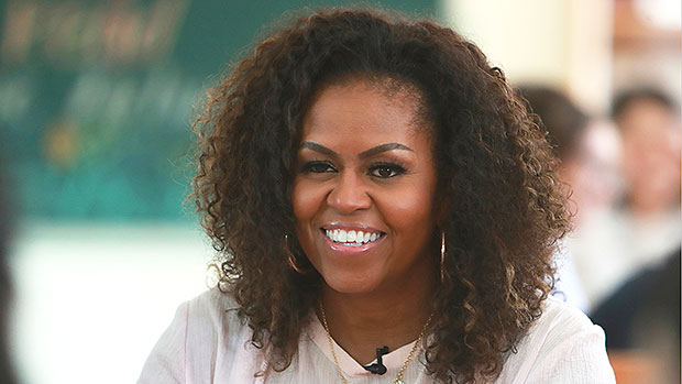 Michelle Obama Celebrates 57th Birthday With Gorgeous Make-Up Free Selfie: 'Love You All'