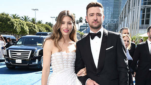 Justin Timberlake Finally Reveals 2nd Son's Name 6 Mos. After Jessica Biel Secretly Gave Birth