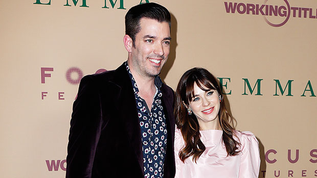 Jonathan Scott Gushes Over His 'Favorite Person' Zooey Deschanel On Her 41st Birthday