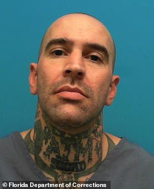 Jaddier T. Sanchez, 37, had been released from prison in May 2020 after serving out 15 years for armed robbery with a deadly weapon