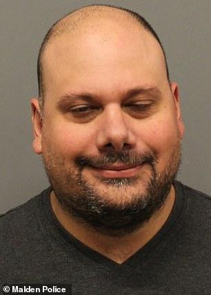 Mark Sahady, 46, of Malden, Massachusetts