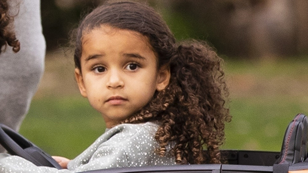 Dream Kardashian, 4, Wears Dad Rob's Childhood T-Shirt With His Name On It: Sweet New Pic