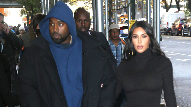 How Kim Kardashian's 'Coping With All The Stress' Amid Her Marriage Struggles With Kanye West