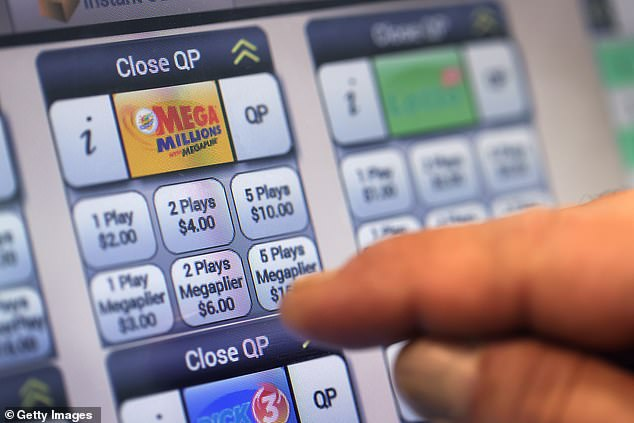 The winner of the Mega Millions game could take a payment of$739.6 million in cash