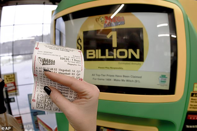 This particular Mega Millions prize has been built over 18 weeks and 37 win-less drawings