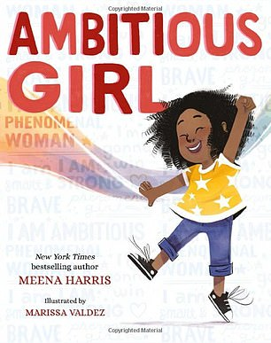 Ambitious Girl is Meena's second book