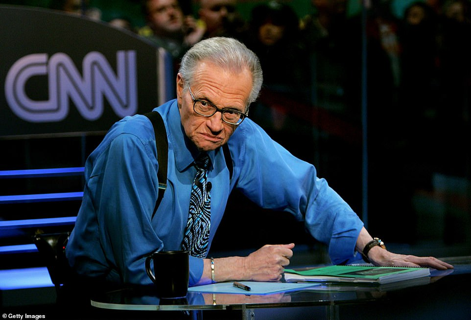 Larry King was born Lawrence H. Zeiger in 1933 to a strict Orthodox Jewish family in Brooklyn, New York. As a child he dreamed of working in broadcast: 'When I was 5 years old I would lie in bed, look at the radio, and I wanted to be on the radio. I don't know why I was magically attuned to it.' The tragic death of his father when he was nine years old heavily impacted King and his family, who was forced to go on government welfare. King, who never attended college, entered the work force straight after graduating high school to make ends meet. King was 23 and working in a midtown-Manhattan mail room when he moved to Miami on the advice of a CBS sportscaster who said the budding media market was offering opportunities for inexperienced radio hosts
