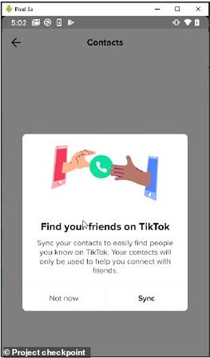 The vulnerability, found in TikTok's 'Find Friends' feature, have have given bad actors enough information to connect between profile details and phone numbers