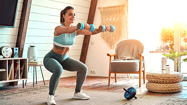 Get Fit In The New Year With This Full Portable Home Gym That Is On Sale For Under $130