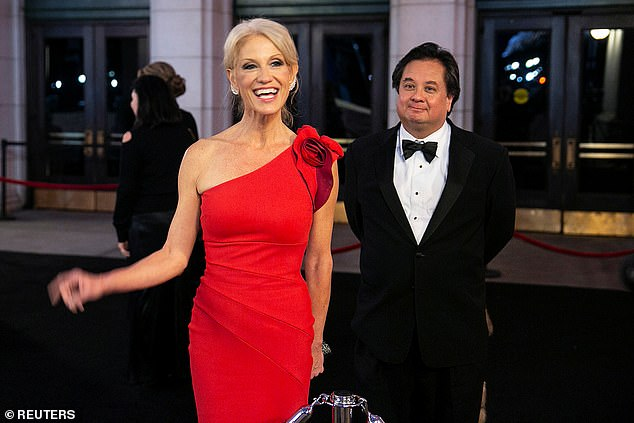Claudia's parents, Kellyanne and George, have previously tried to prevent the media from contacting her as she became more and more of a viral star
