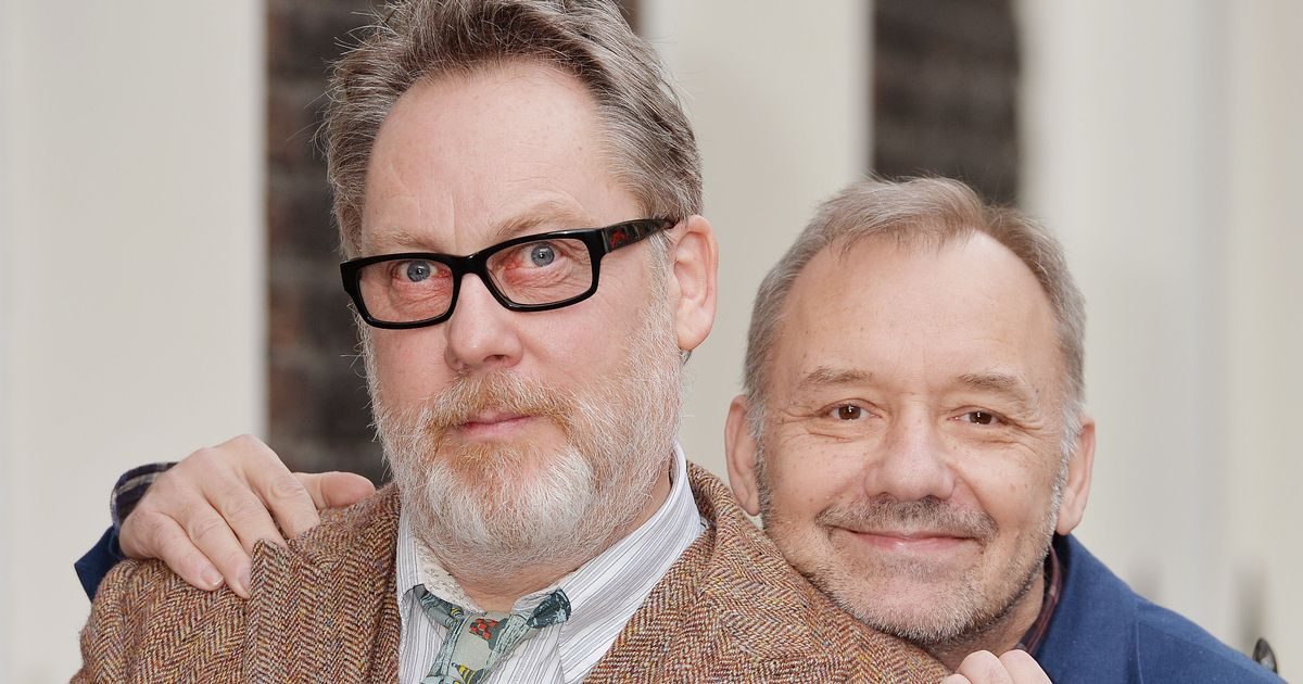 Vic Reeves and Bob Mortimer were threatened at gunpoint after wrong turn in LA