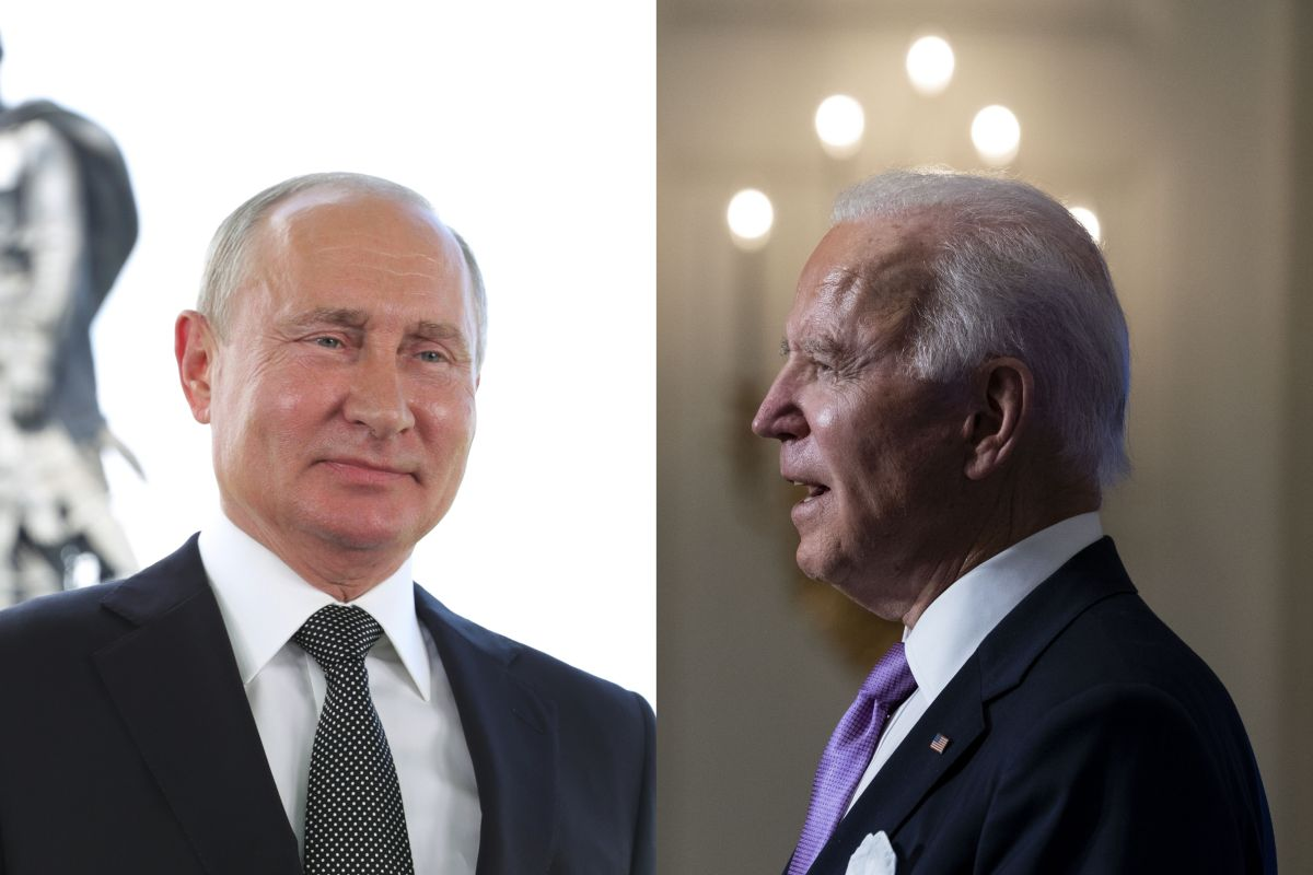 "Biden shows ""firmness"" and Putin advocates ""normalization"" in the first conversation of the presidents 