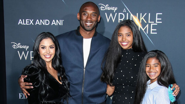 Vanessa Bryant Takes Daughters On Snowy Getaway After Marking One Year Since Kobe & Gianna's Deaths