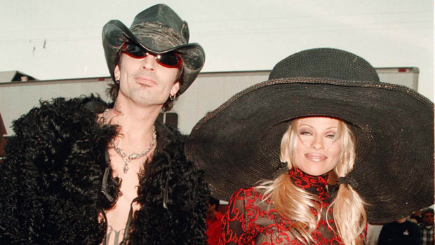Pamela Anderson's Romantic History: Every Man She's Loved & Married, From Tommy Lee To Dan Hayhurst