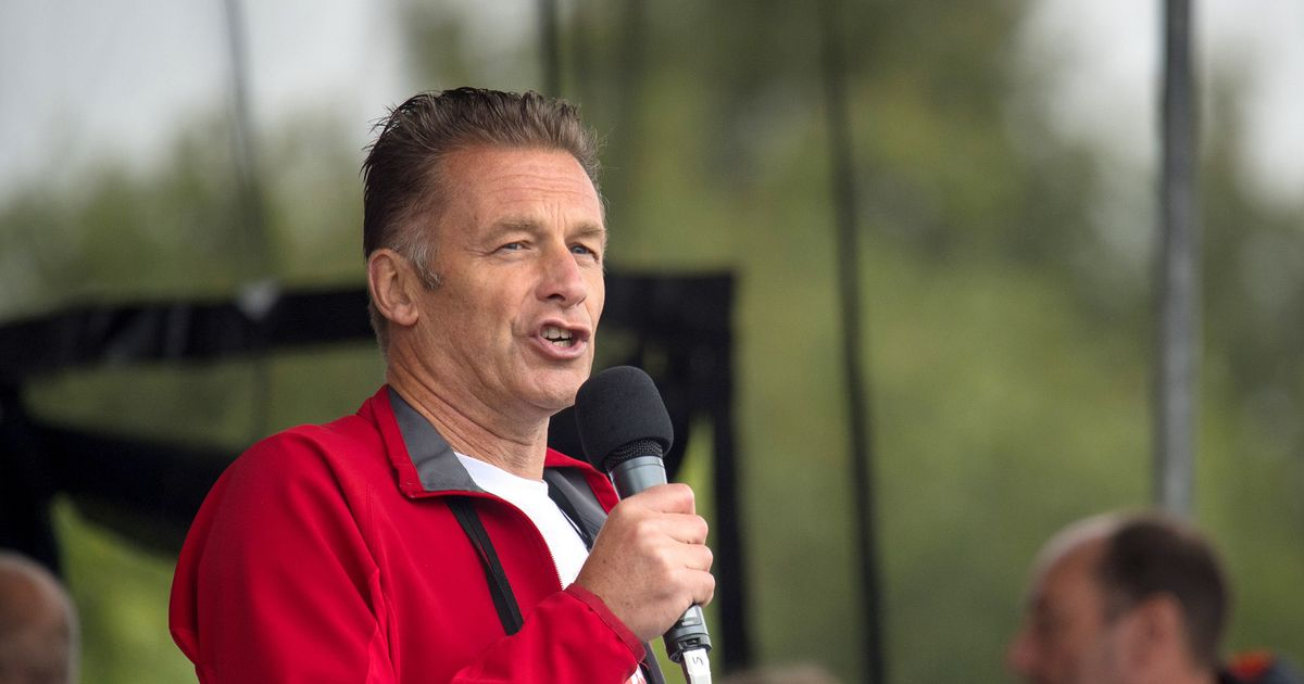 Chris Packham desperately calls for more diversity to combat climate change