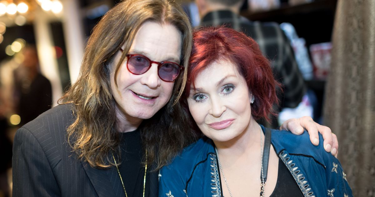 Sharon Osbourne stuns fans as she looks totally different in throwback with Ozzy