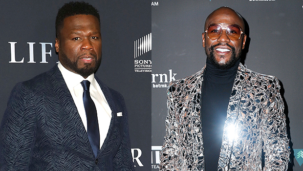 50 Cent Shades Floyd Mayweather After Admitting He Wants To Fight His Former Friend — Watch