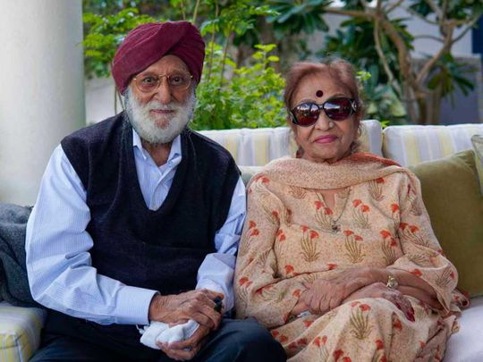 2020 in retrospect: Through the eyes of a 100-year-old Indian man in Dubai