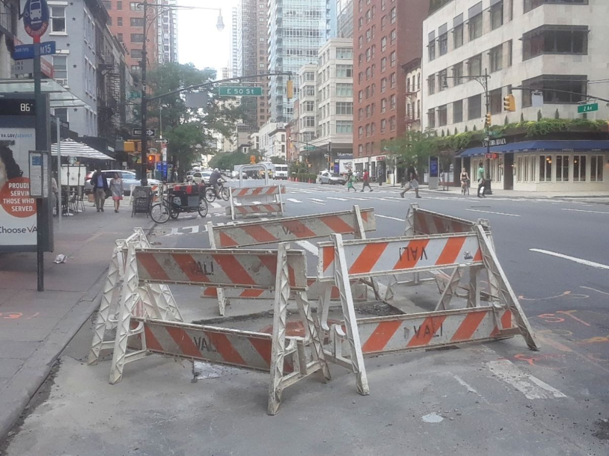 90-year-old man fell down a sewer in New York | The State