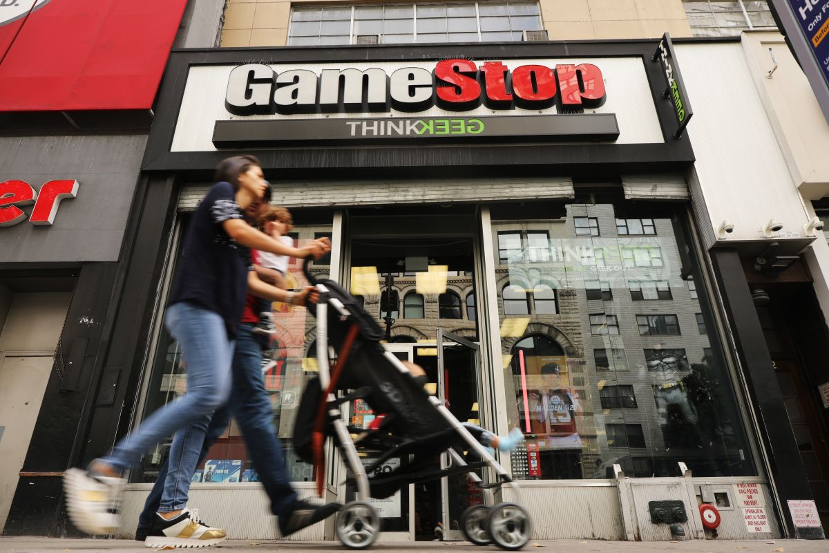 A tweet from Elon Musk causes the shares of the video game store GameStop to skyrocket and earn more than $ 2 billion dollars | The State