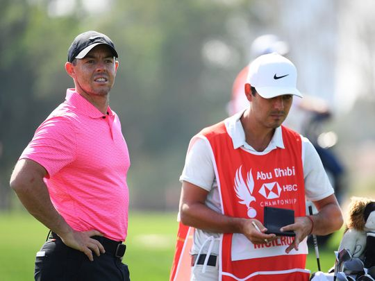 Abu Dhabi HSBC Championship: Rory McIlroy is a man on a mission