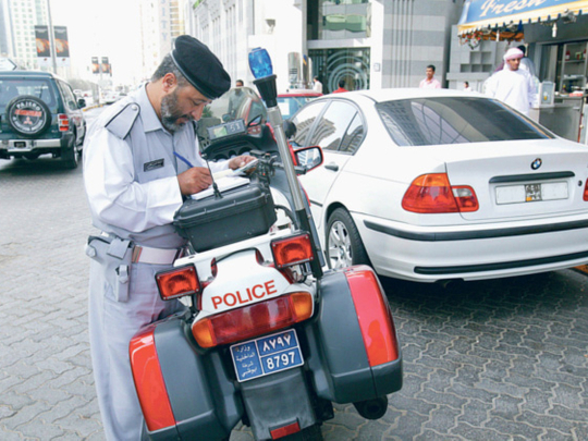 Abu Dhabi Police urge motorists to pay traffic fines early to benefit from discounts
