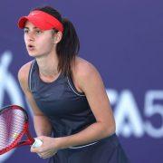 Abu Dhabi WTA Women's Open: Russian qualifier Gasanova sends Pliskova packing