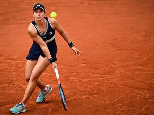 Abu Dhabi WTA Women's Tennis Open: Podoroska wants to keep 2020 momentum going