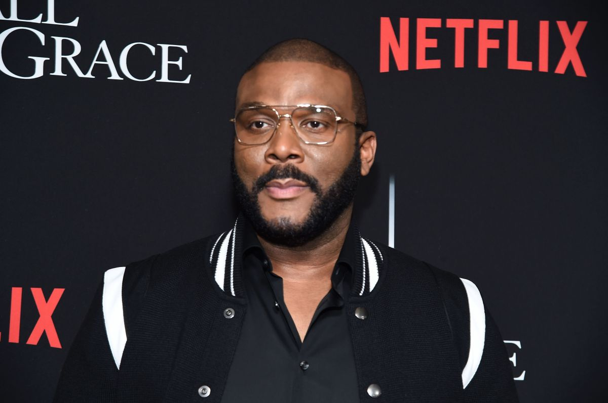 Actor Tyler Perry had to fly to Georgia as his absentee ballot did not arrive | The State