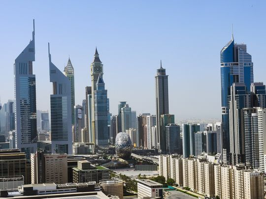 Air quality in UAE improved in recent years, AUS-led research finds