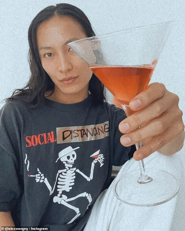 Alexander Wang performed sex acts on a young man while he was blacked out from drinking and refused to let him know where he was, a man has exclusively told DailyMail.com