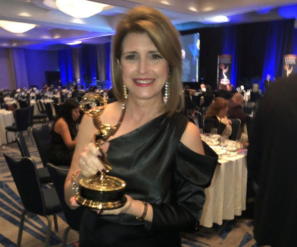 "Alina Mayo Azze on her departure from Univision: ""Today this long chapter in my life closes"" 